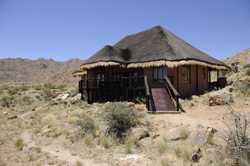Solitaire luxury self catering Namibia